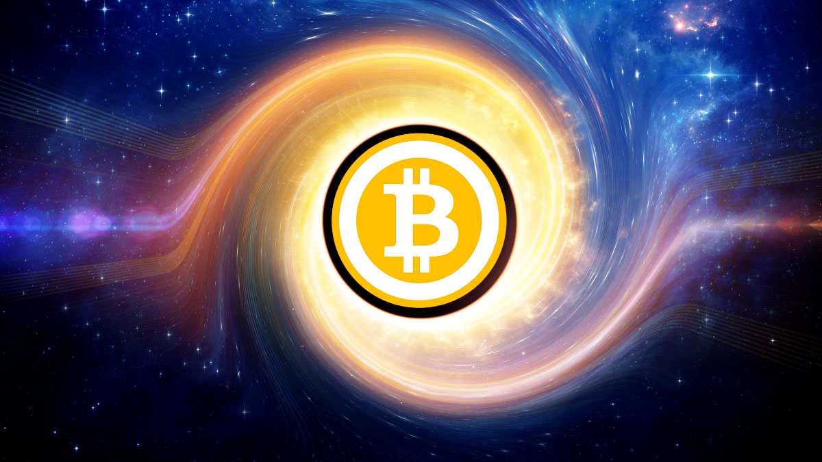 Bitcoin black hole